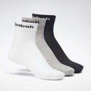 Носки Reebok Active Core Ankle Socks 3 Pairs