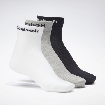 Носки Reebok Active Core Ankle Socks 3 Pairs  GH8168