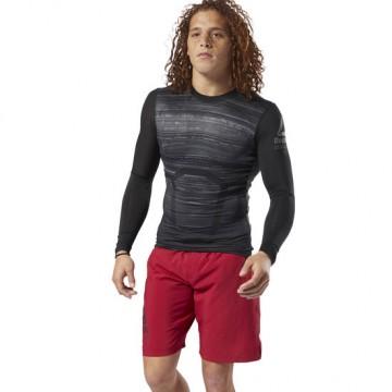 Купить Компрессионная футболка с длинным рукавом Reebok ACTIVCHILL CY4888