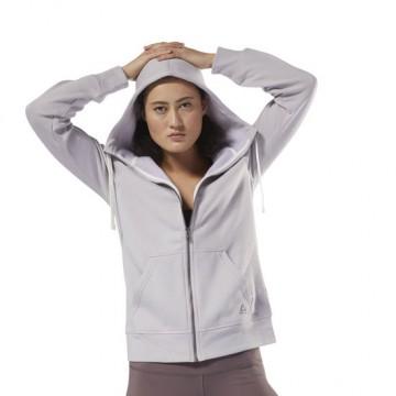 Купить Худи Reebok Elements Fleece Full Zip Hoodie D95528