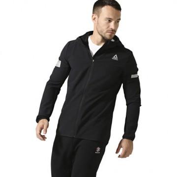 Купить Куртка Reebok RUN SHL FL JCKT DU3392