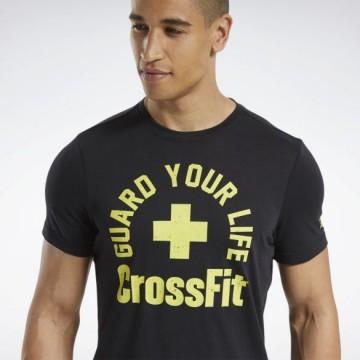 Футболка Reebok CrossFit Games Crest Tee FU1872