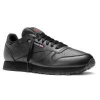 Кроссовки REEBOK CLASSIC LEATHER Black 2267