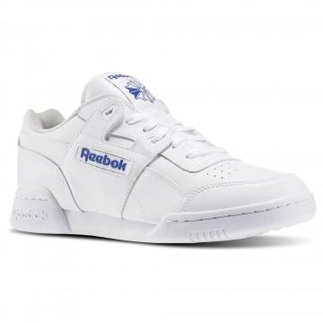 Купить Кроссовки REEBOK WORKOUT PLUS White 2759
