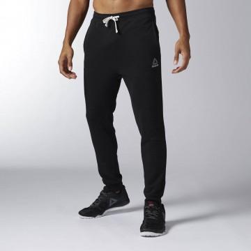 Купить Брюки REEBOK EL FT CUFF PANT Black BK5055