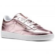 Кроссовки REEBOK CLUB C 85 S SHINE Pink CN0512