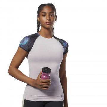 Компрессионная футболка ACTIVCHILL Oil Slick D93886