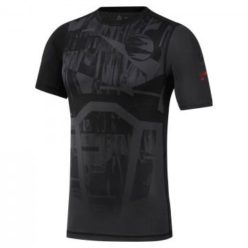 Купить Компрессионная спортивная футболка REEBOK TRAINING DP6561