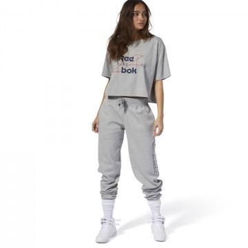 Купить Спортивные женские брюки Reebok CLASSICS GRAPHIC DT7272