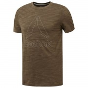 Спортивная футболка Reebok Elements Delta MARBLE GROUP TEE
