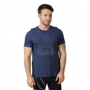 Спортивная футболка Reebok EL MARBLE GROUP TEE